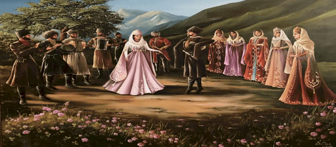 ריקודים צ'רקסים